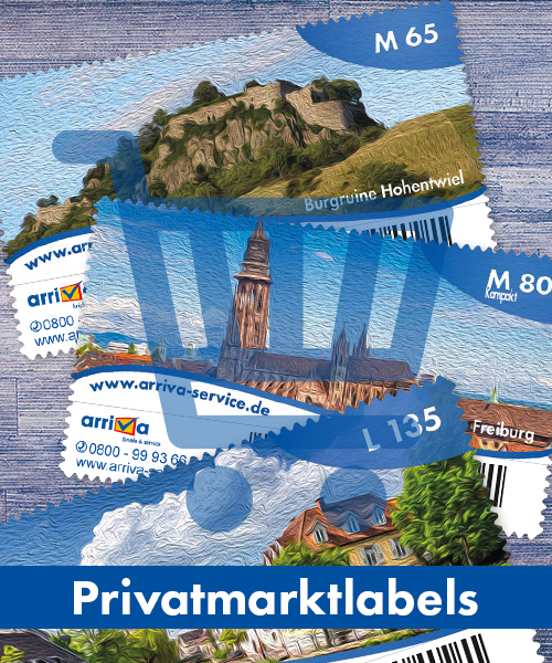 Privatmarktlabels